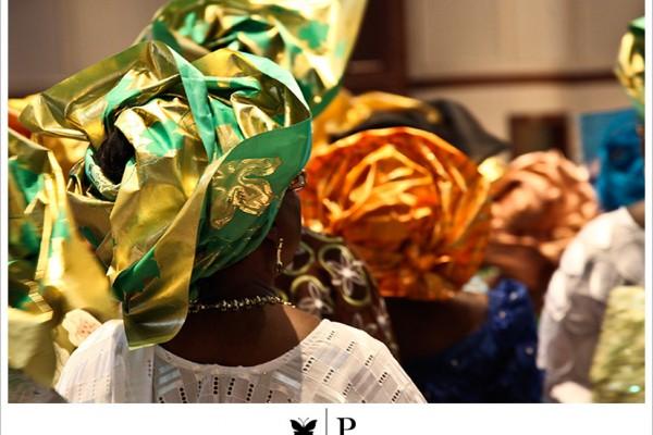 Money Spray: Nigerian Wedding Custom