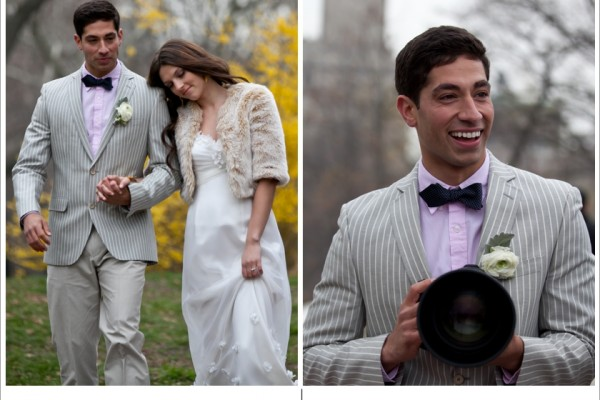 Central Park Styled Bridal Shoot w/ Mike Colon: P2