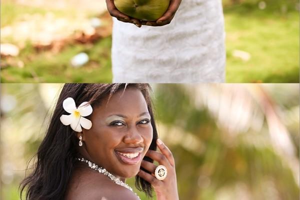 Destination African Wedding Bridal Shoot