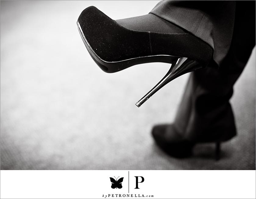 Beautiful is... A Fierce Heel