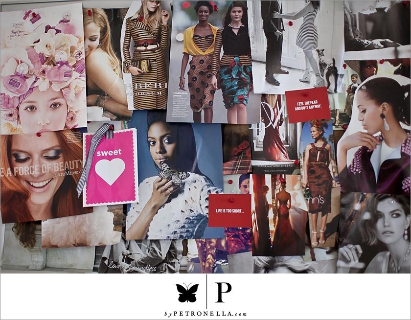 Petronella Photography Vision Board