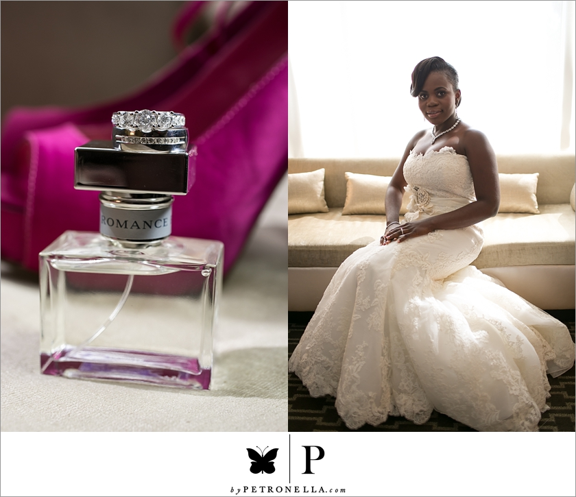 Ghanaian wedding at Foxchase Manor