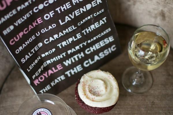 Seattle   Cupcake Royale