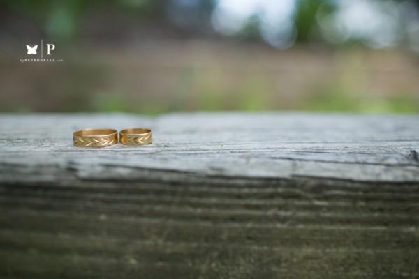Bolivian Wedding Ring Tradition
