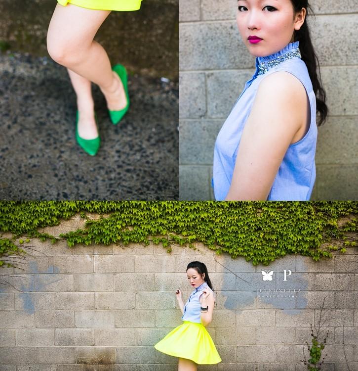 New Jersey | Ruojun Beautiful Portrait Session