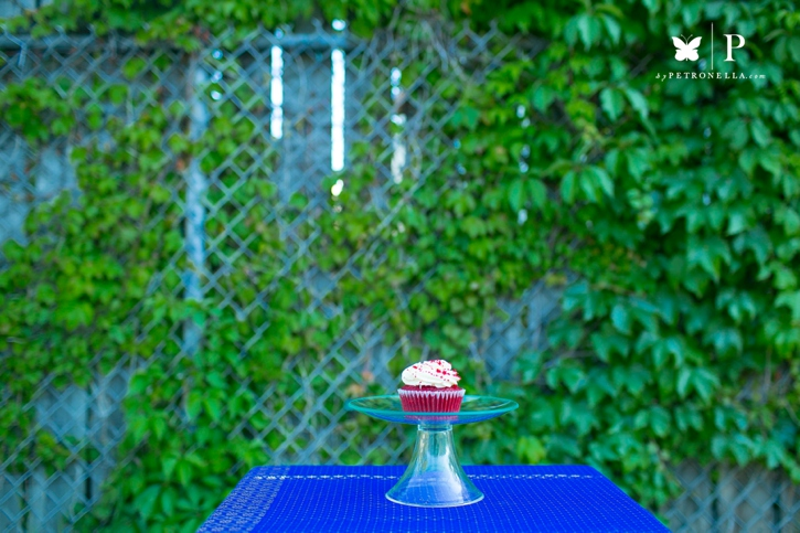 Tops Diner Red Velvet cupcake (4)