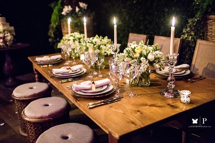 New York Luxury Wedding Table Decor And Design 2