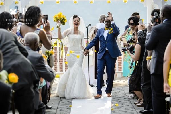 New York Jamaican - Tanzanian Wedding Selected as Top 20 Wedding!