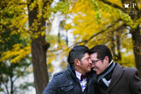 New York City Hall   El amor es paciente