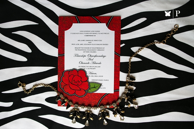 African Wedding Invitations Bibi Invitations Petronella Photography