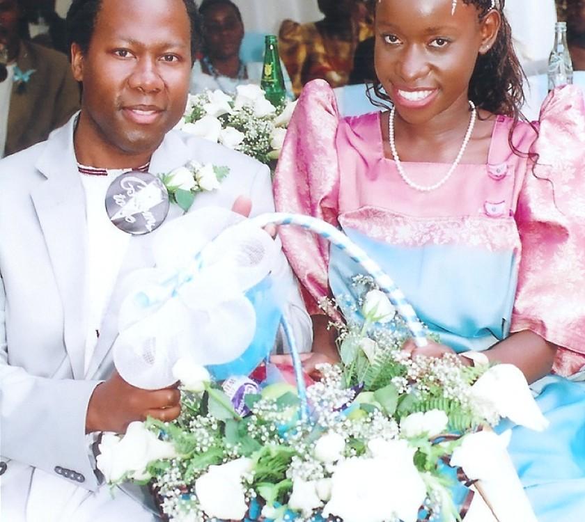 Uganda | Happy Anniversary M+K!
