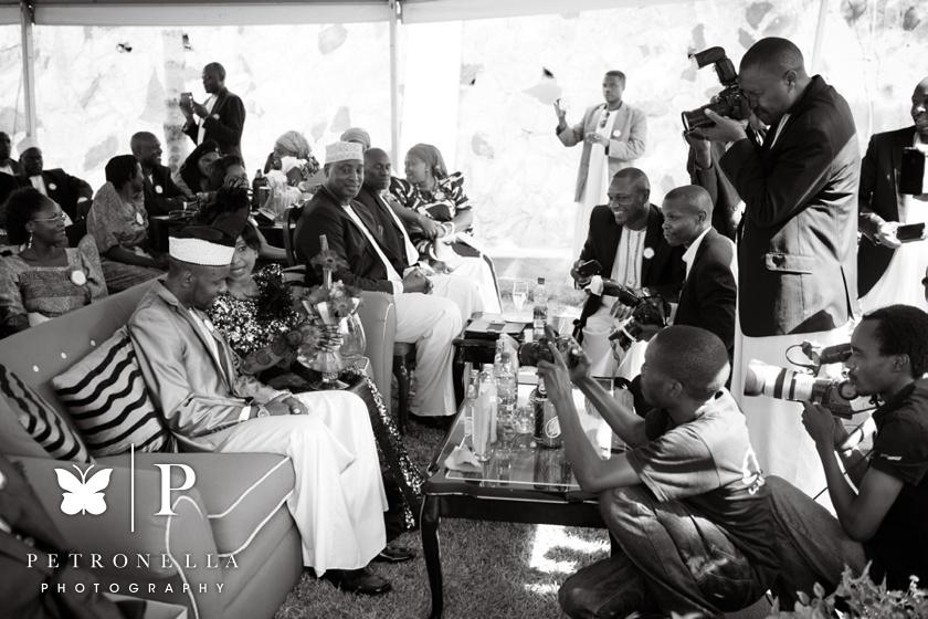 Shooting a Wedding in Kampala, Uganda