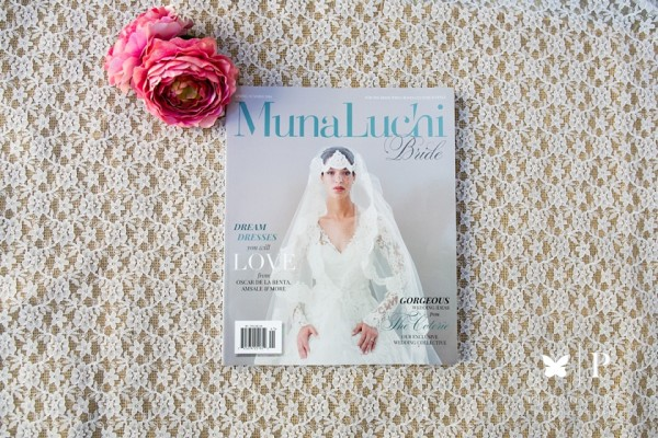 Petronella Photography Featured in 2014 Munaluchi Bridal Magazine!