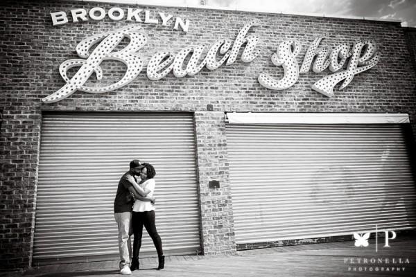 Coney Island, Brooklyn Photo + Film Engagement Session Teaser