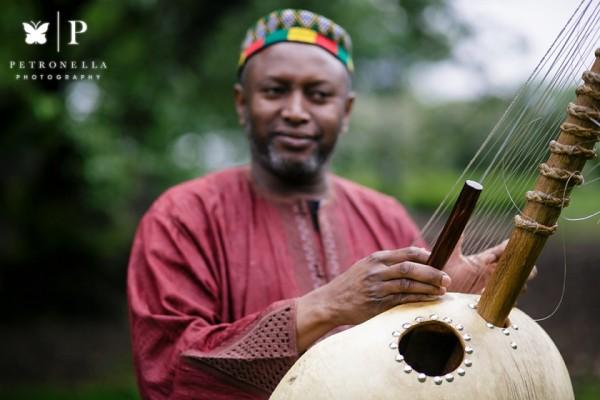 New York Muslim Malian Wedding | Kora Musician Salieu Suso
