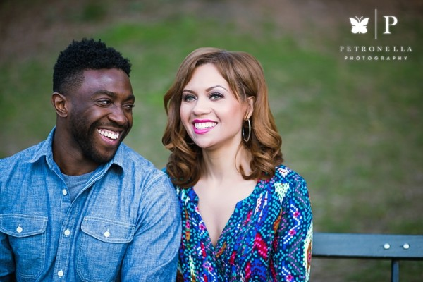 Happy 2nd Anniversary Courtney + Donnell!