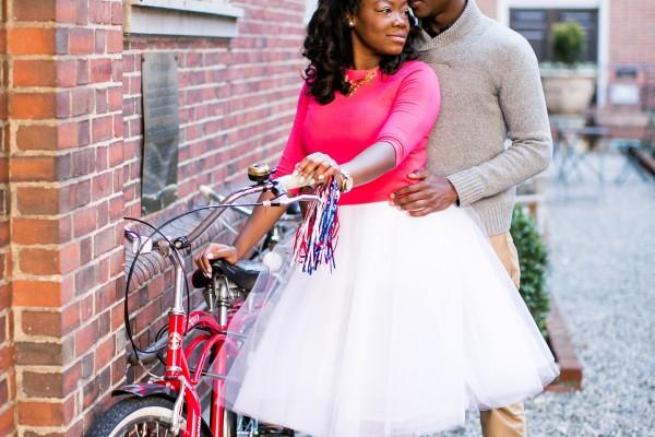 Washington Square Park   Ghanaian + Guyanese Engagement Teaser