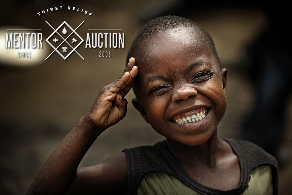 2015 Thirst Relief Mentor Auction
