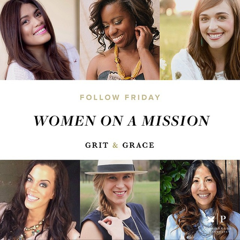 Featured on Grit and Grace Women