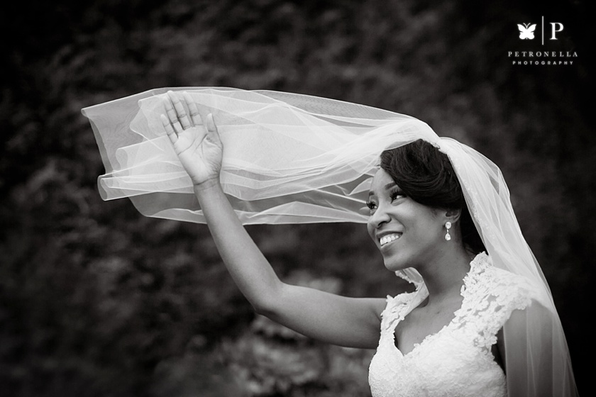 New York multicultural wedding photographer natural hair wedding hair style Petronella Photography (13)