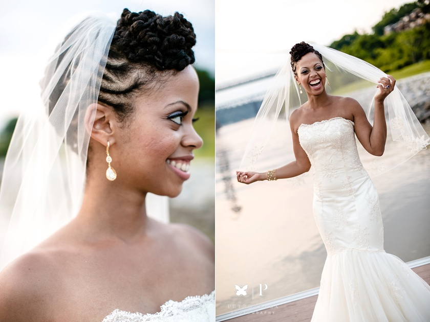 The Best Beautiful Natural Hair Hairstyles for Your Wedding ...
