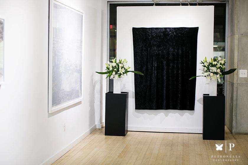 Muriel Art Gallery New York Spanish art canvas marriage proposal Heart Bandits (1)