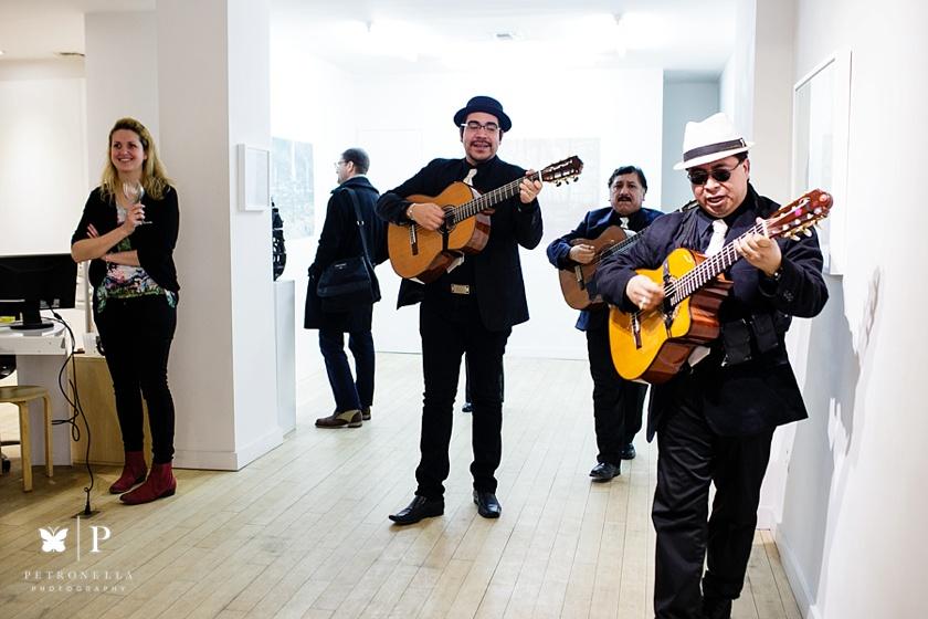 Muriel Art Gallery New York Spanish art canvas marriage proposal Heart Bandits (9)