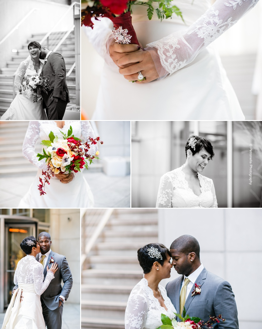 An Intimate Multicultural Wedding at Red Rooster Harlem | Petronella ...