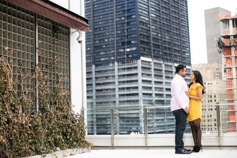 View of the World luxury New York Indian marriage proposal