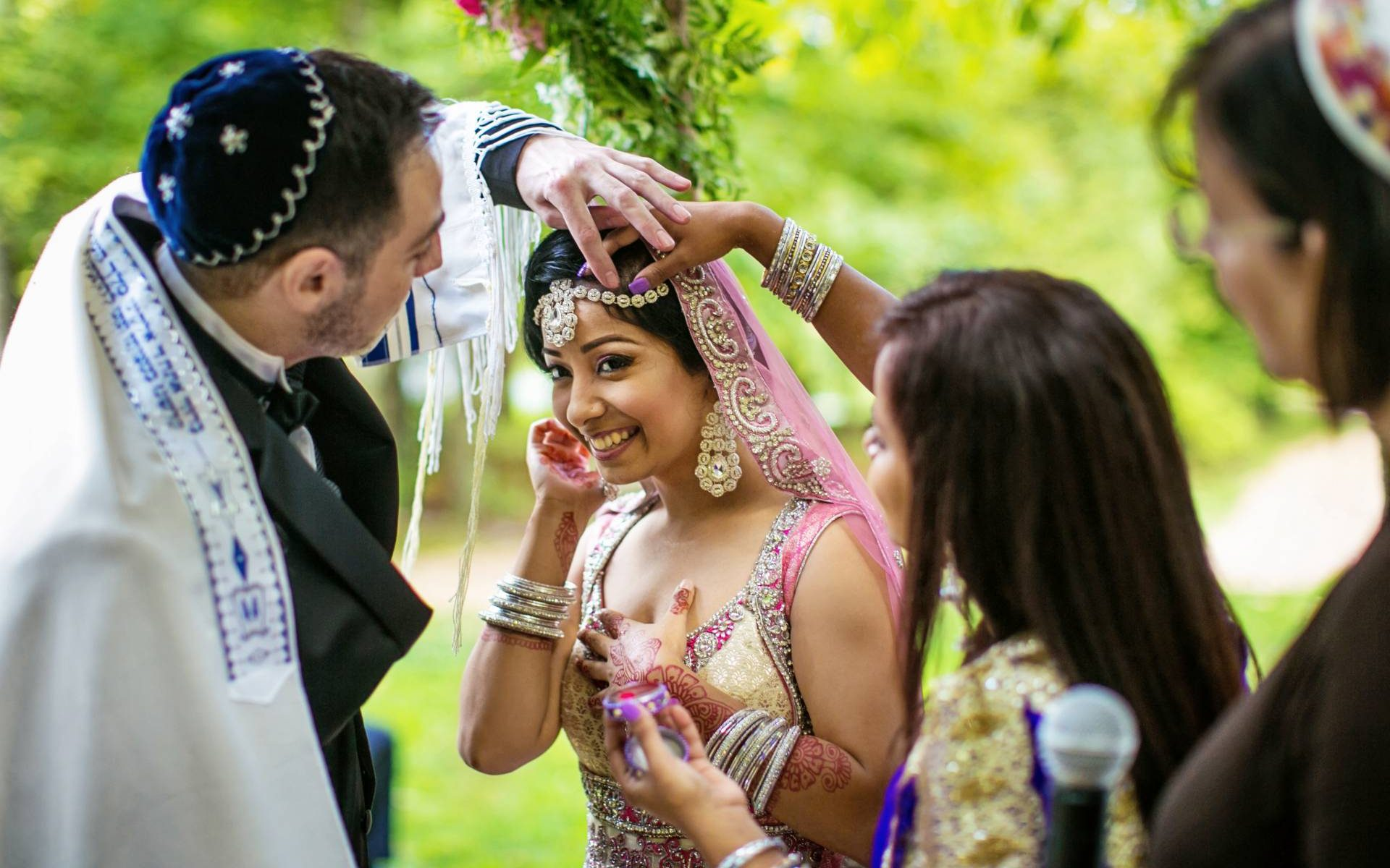 Casamentero interracial nueva york