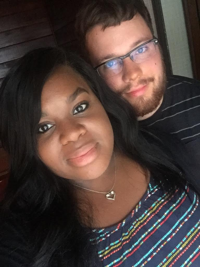 interracial newlyweds Khadijah Thomas love story