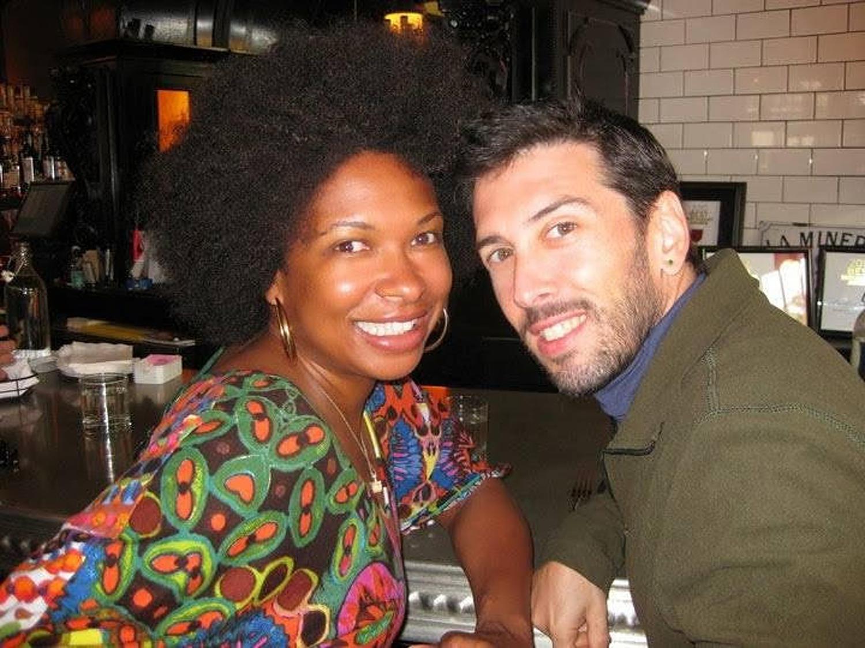 Alex Barnett Jewish interracial couple I Am Multicultural Podcast