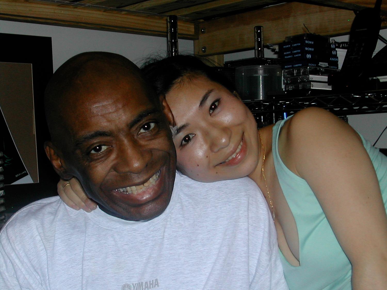 Dennis Davis Chie Davis Japanese blasian love story I Am Multicultural podcast