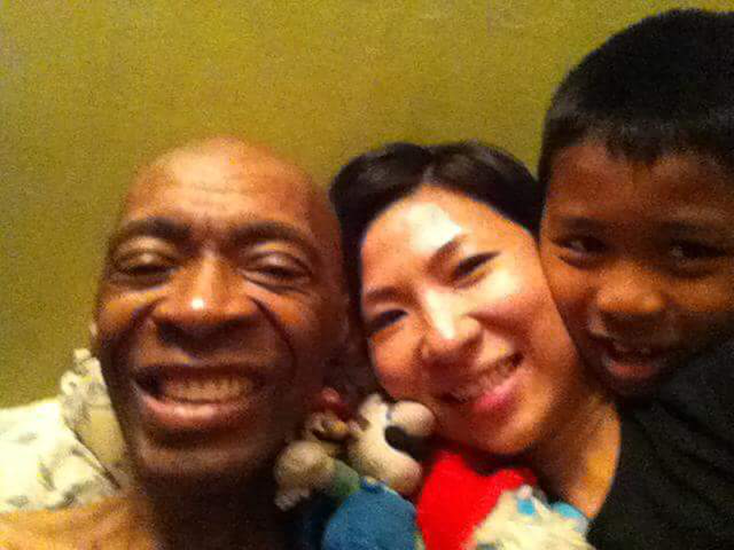 Dennis Davis Chie Davis Japanese blasian family Am Multicultural podcast