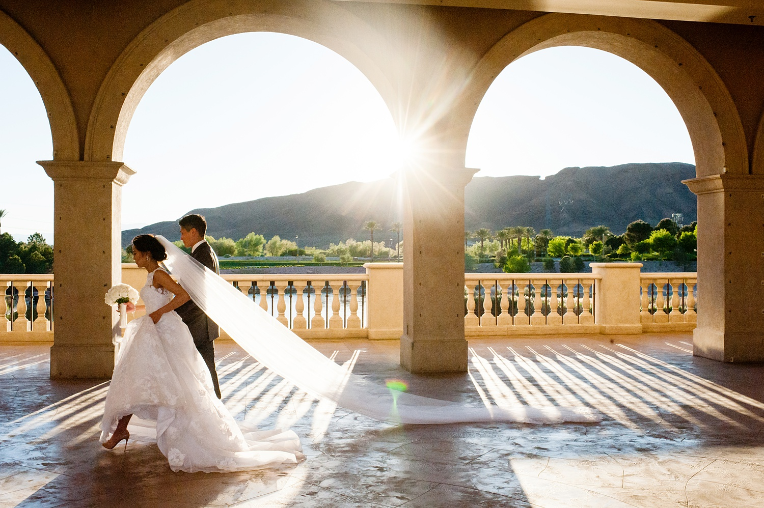 Newly Engaged Advice Hilton Lake Las Vegas Filipino wedding