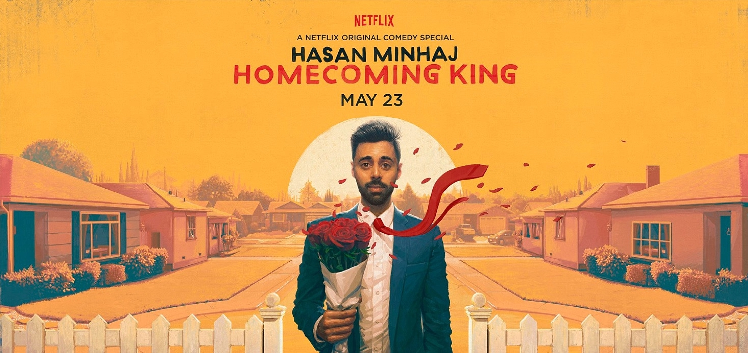 Hasan Minhaj Homecoming King Multicultural Movie review on I Am Multicultural podcast
