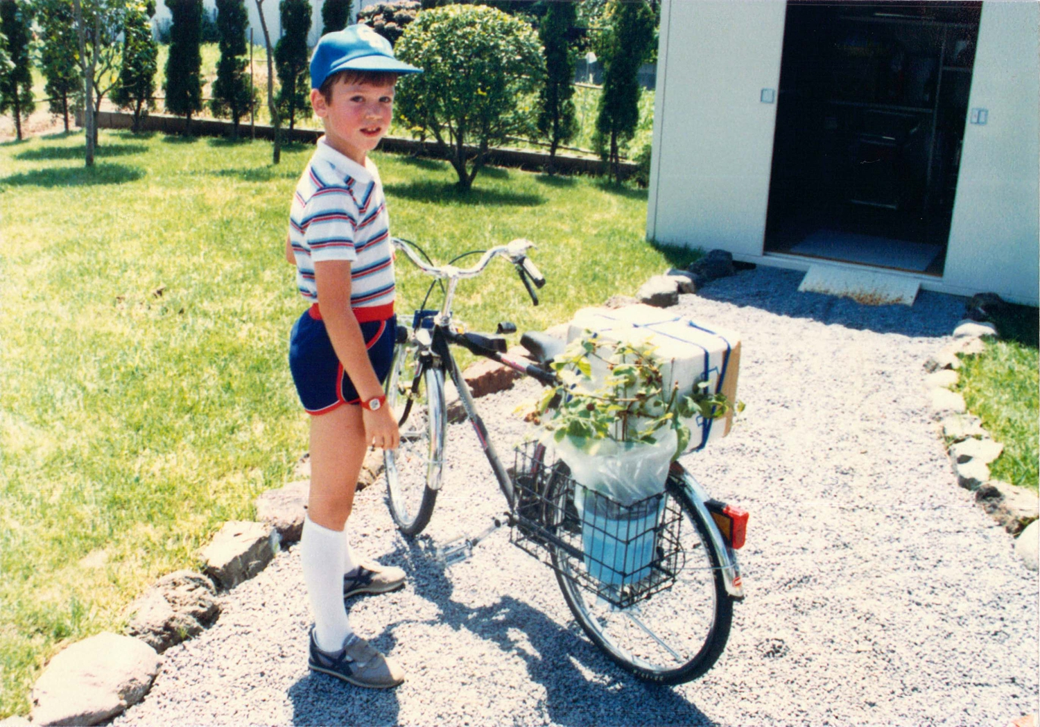 Nathan Holritz Third Culture Kid Japanese wearing knee high socks I Am Multicultural Podcast