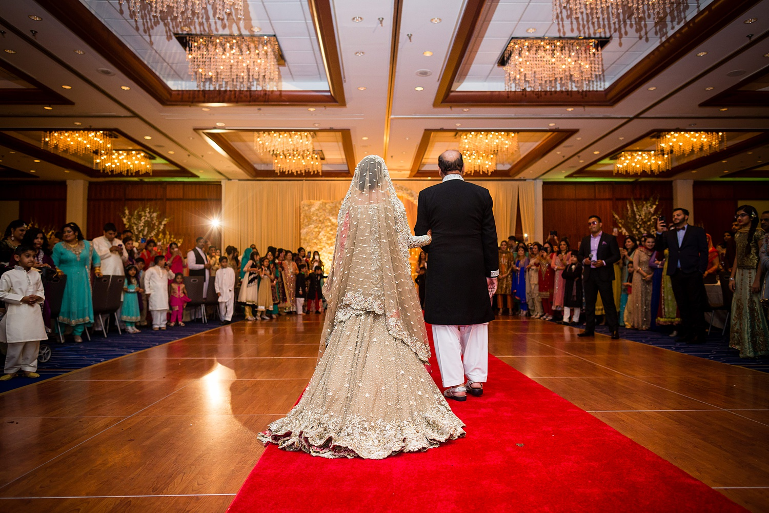Newly engaged advice Heldrich Hotel Pakistani wedding