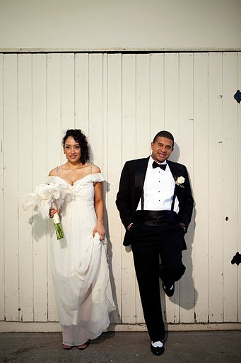 interracial Jewish_Russian Filipino Afro Latina multicultural wedding bride groom