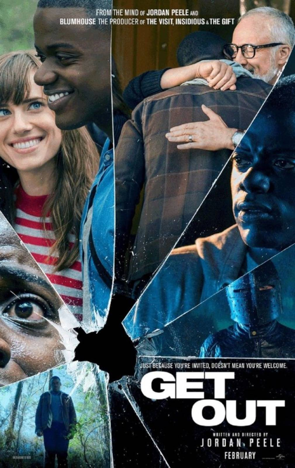 Get Out Multicultural Movie Review
