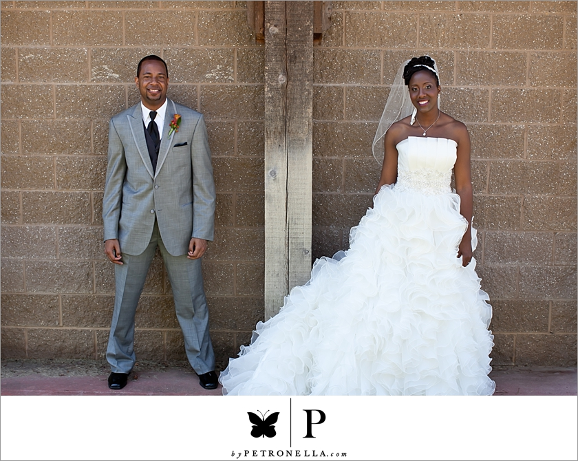 African Congolese Wedding 8