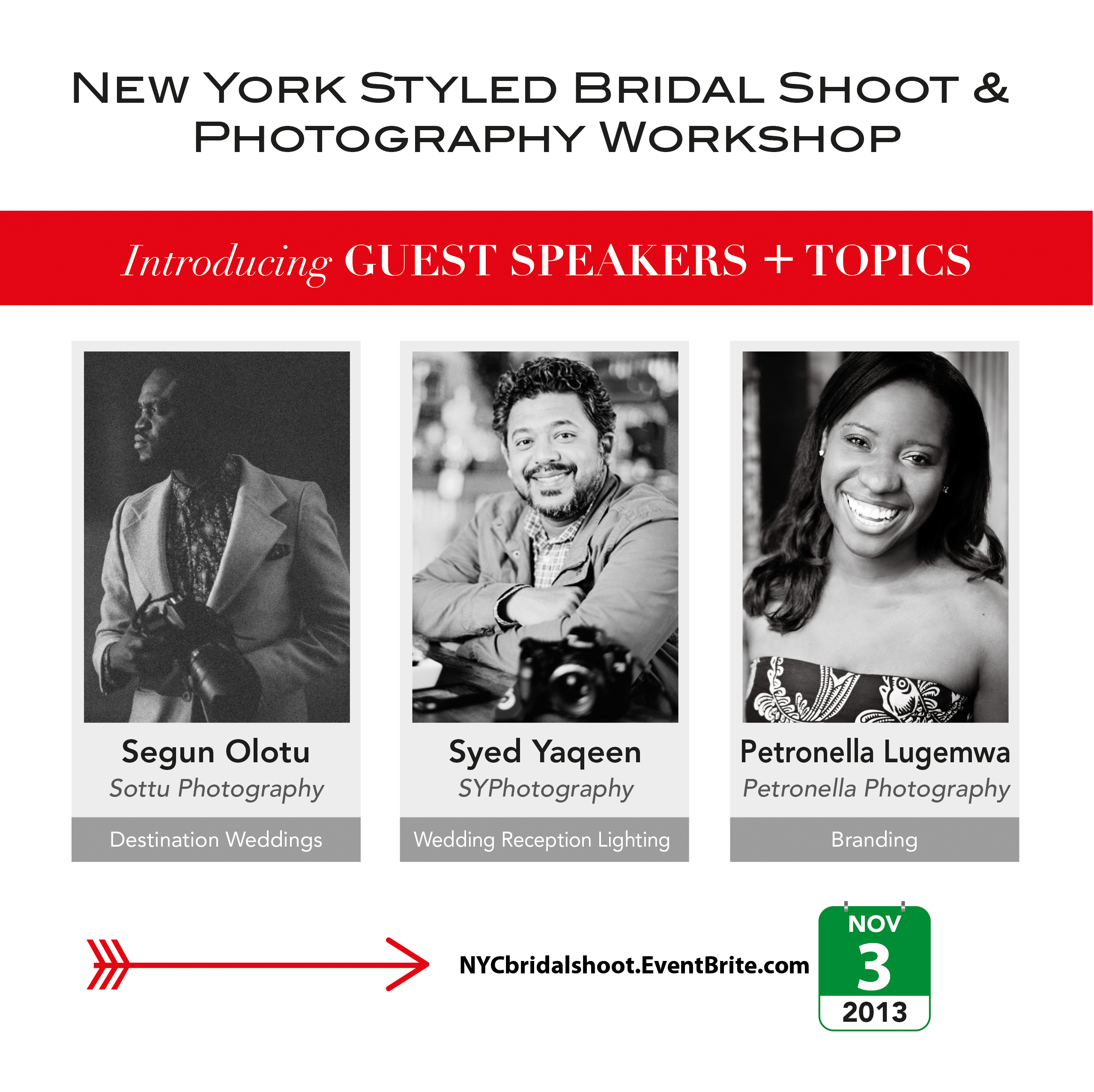 Shoot Photography Workshops: 2013 NYC Styled Shoot Workshop + Photography Business Workshop