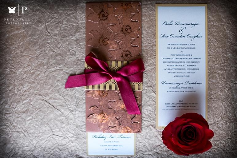 African Wedding Invitations | Bibi Invitations ...