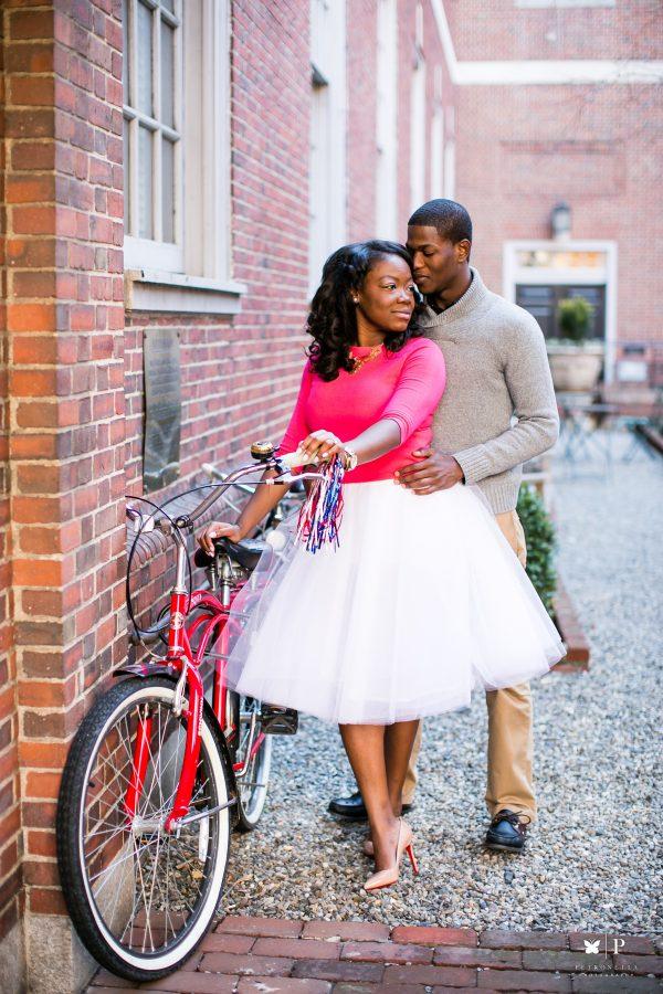 Washington Square Park | Ghanaian + Guyanese Engagement Teaser