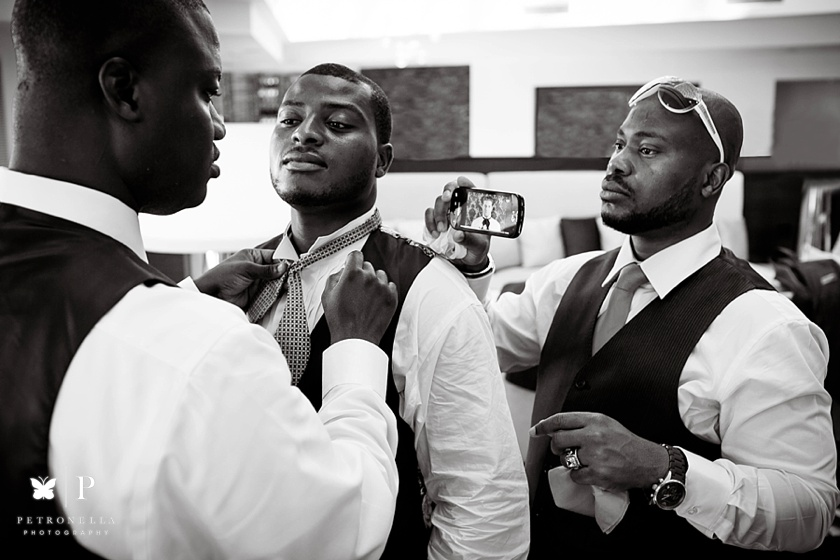 Virginia Foxchase Manor Ghanaian Multicultural Wedding Petronella Photography