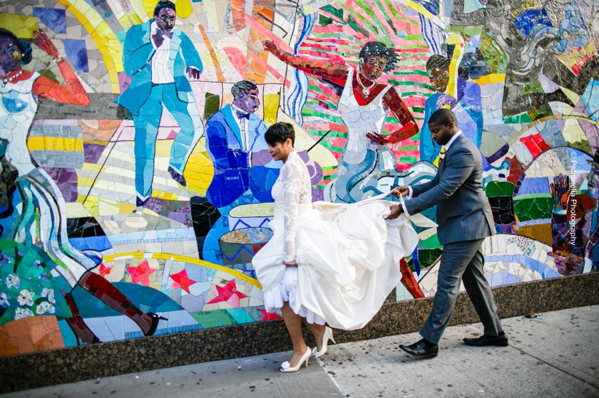 Red Rooster Harlem multicultural wedding Petronella Photography (6)