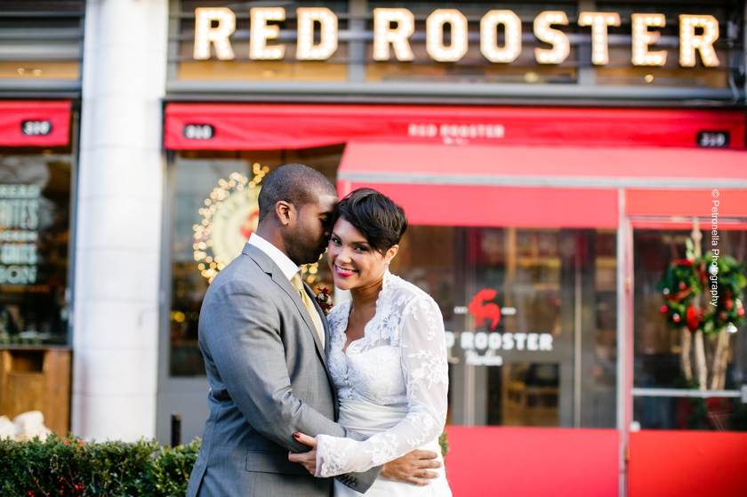 Red Rooster Harlem multicultural wedding Petronella Photography (1)