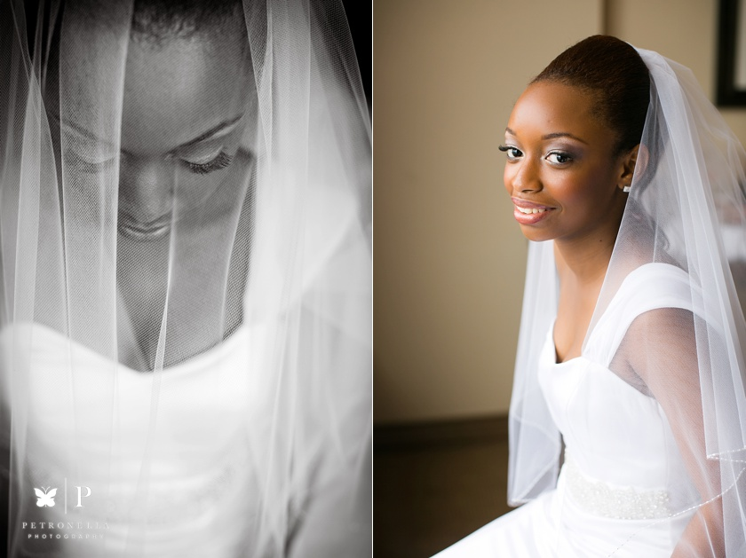 New York multicultural wedding photographer natural hair wedding hair style Petronella Photography (3)