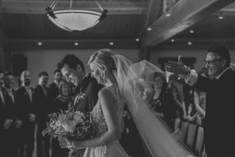 Anna Lauren Tüfekçi interfaith marriage Christian Muslim bride groom wedding