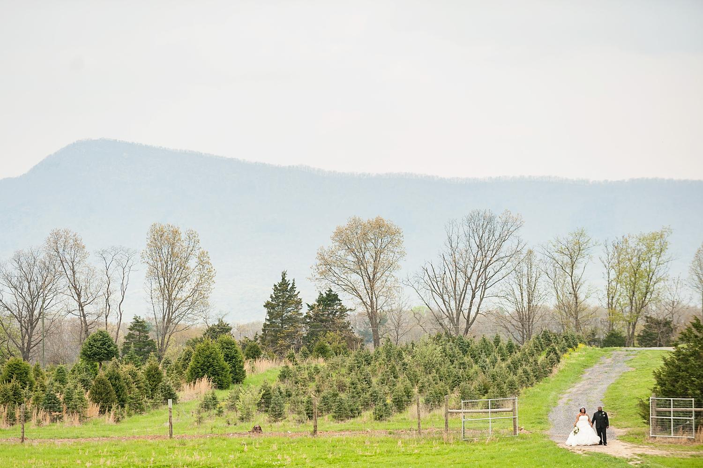 Nathalie Casey Faithbrooke Farm Vineyard wedding in Virginia I Am Multicultural Podcast